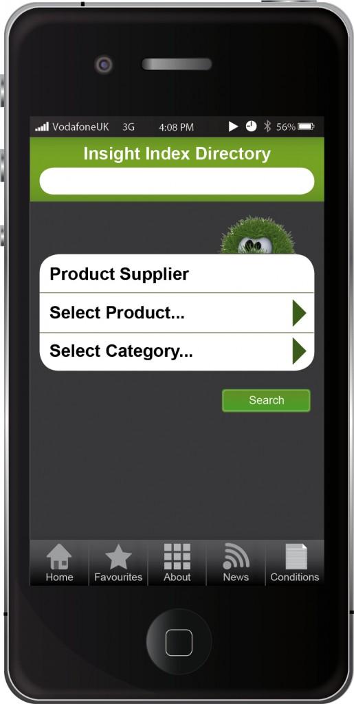 Insight Index iPhone App
