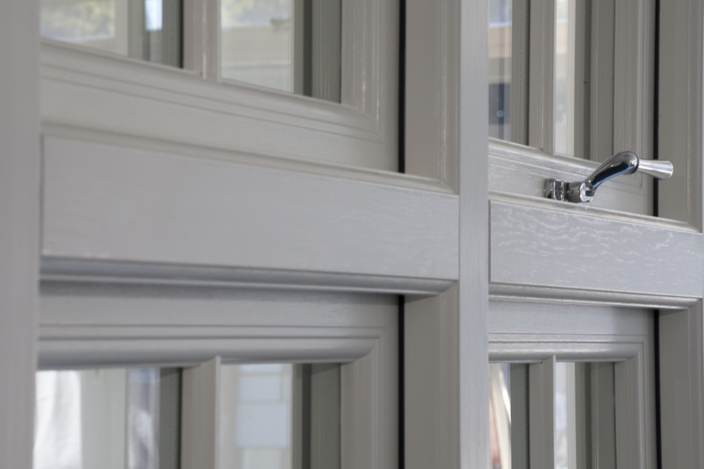 Evolution Windows gets the best energy rating with SWISSPACER