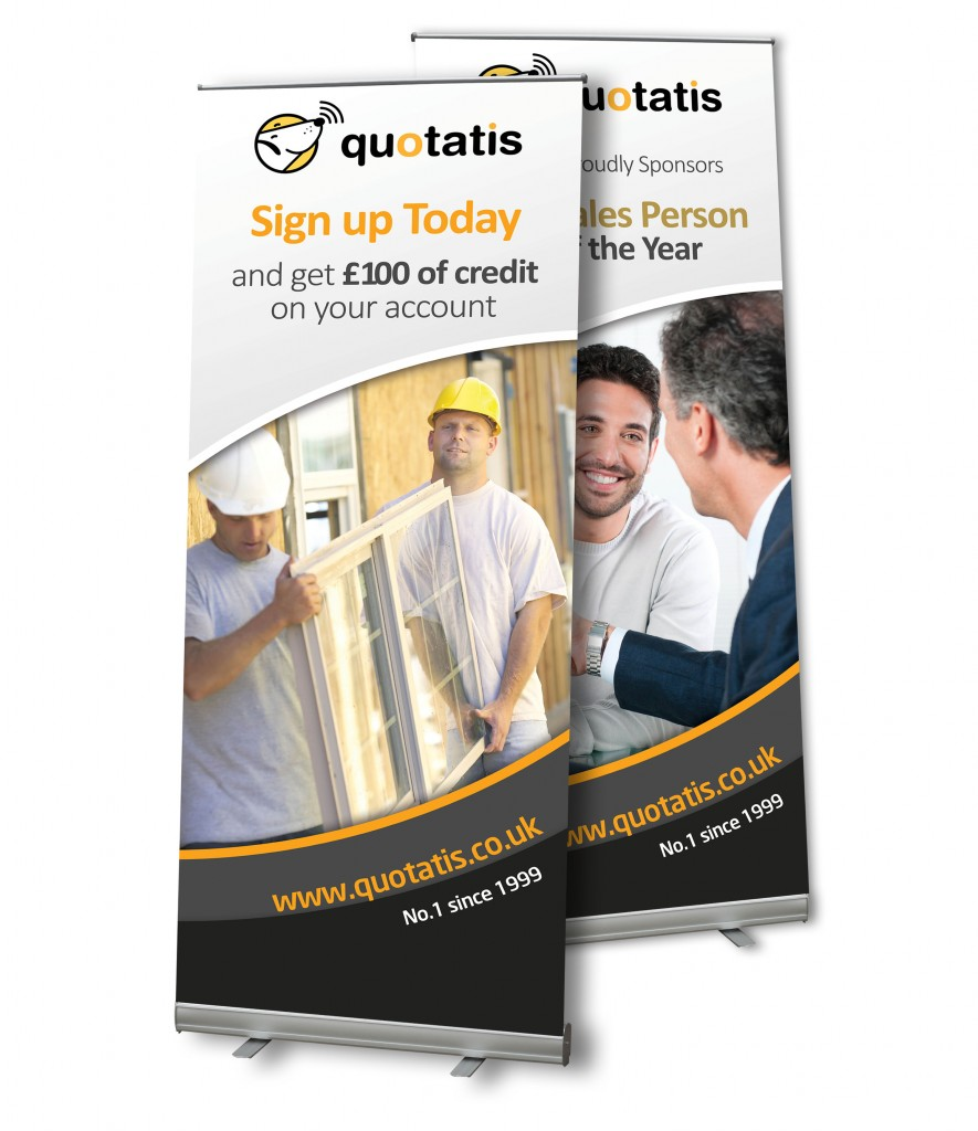 Quotatis is offering £100 of leads FREE at The FIT Show only