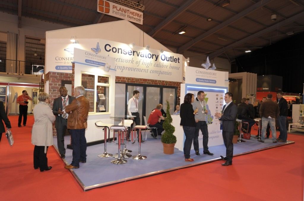 CO FIT Show Stand