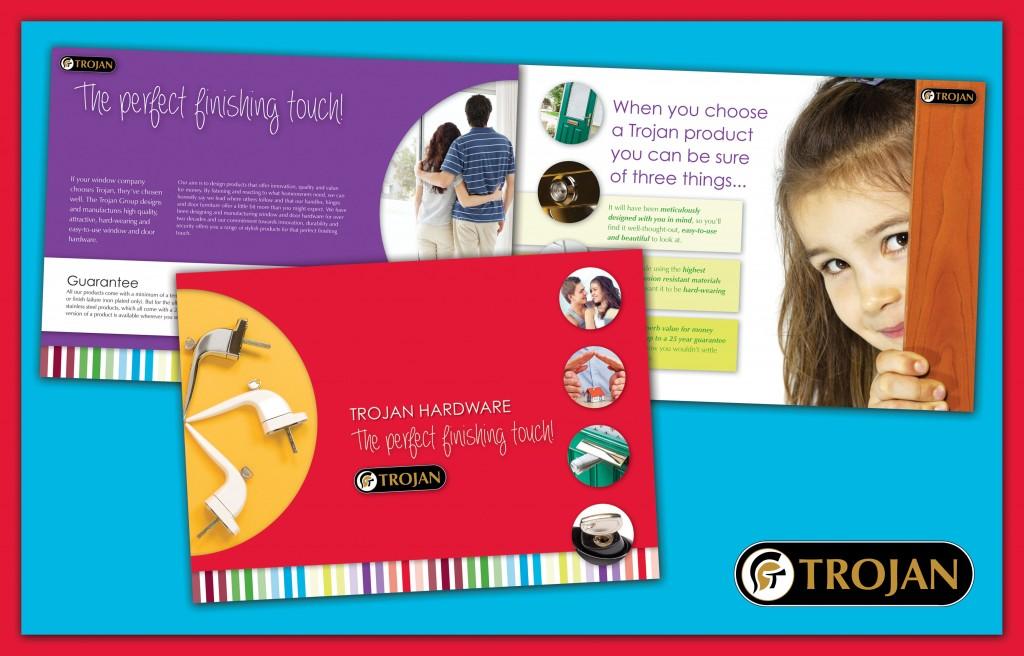 Trojan retail brochure release