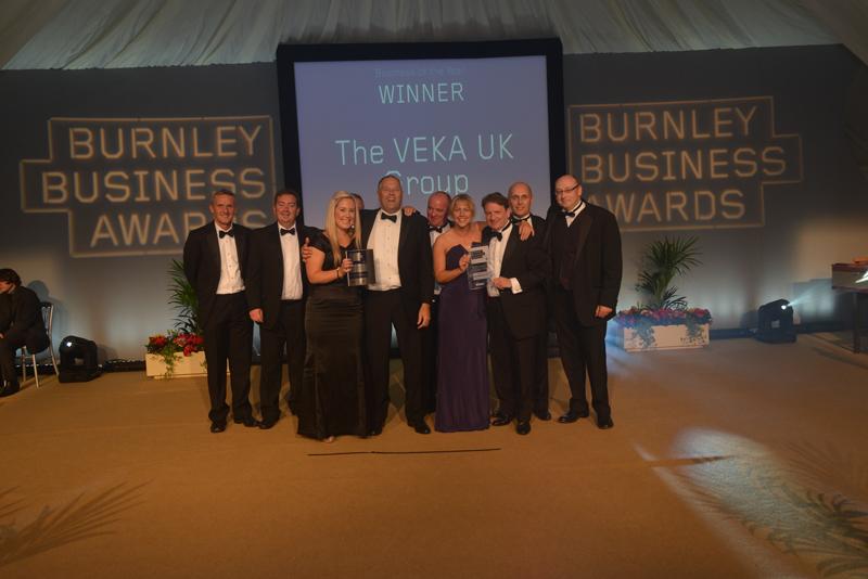 Burnley Business Awards 2013.