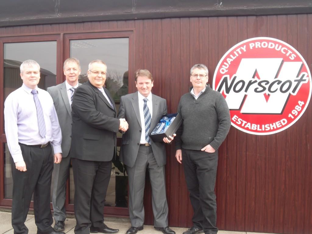 Norscot 25 Years Veka Presentation