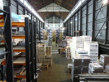 Skyline warehouse