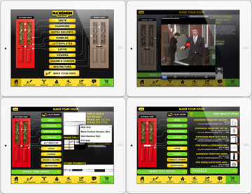 MAX6MUM SECURITY iPad App Screen Shots