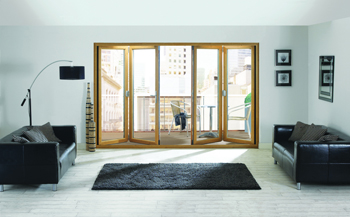 Sliders UK - Ultimate Aspect Bi-folding Door