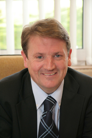 Colin Torley VEKA Sales and Marketing Director