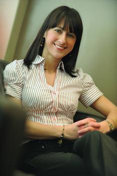MRA Director Lucia Di Stazio