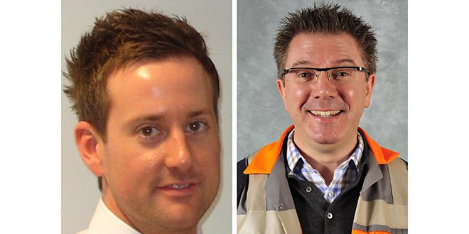 (L to R) Richard Wall & Martyn Stoakes - L-to-R-Richard-Wall-Martyn-Stoakes-660x330