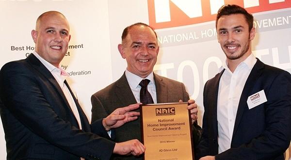 Ggf Congratulates Nhic Award Winners Glass News