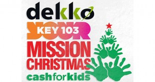 Dekko Mission for Christmas