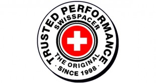 SWISSPACER's new Trusted Performance sticker copy