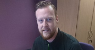 BMA255 Perry Mace,  Installations and Training Technician at Business Micros Aluminium