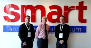 PR003 - Neil Powder, Commercial Manager (left), Mark Carroll, Area Sales...