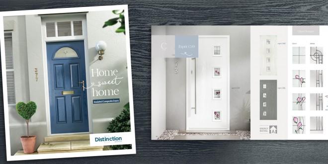Distinction Doors signature brochure & DISTINCTION DOORS NEW RETAIL BROCHURE IN HIGH DEMAND   Glass News pezcame.com