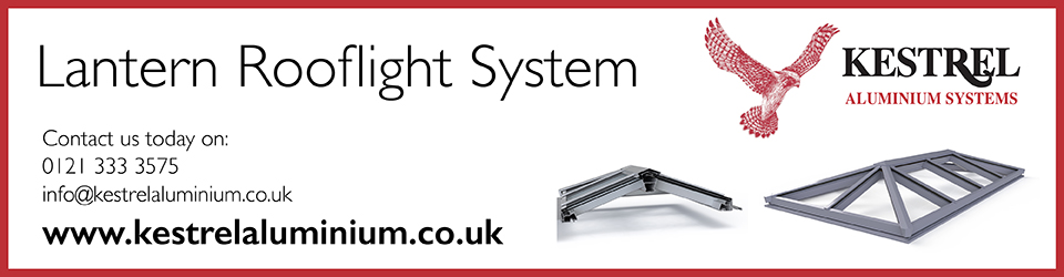 Lantern Rooflight System Banner Advert 1