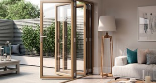 EWS FIT release new aluminium bifold door press pack image