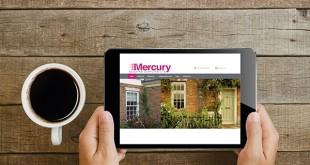 Mercury website