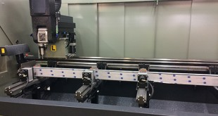 PR169 Machining on the Emmegi Phantomatic M3 at Soundcraft