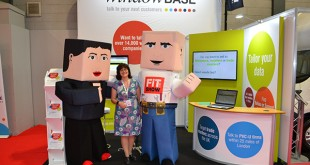 Heather Cole of Windowbase with Mr & Mrs FIT