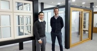 PR258 - Mark Suaznabar, uPVC compliance and quality manager (left) - Pet...