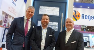 Profine Group CEO Drops In To FIT