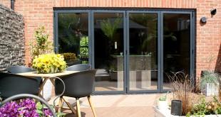 PR285 - Räum Aluminium Bi-Fold Doors - Love your Home & Garden