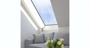 loft ceiling window