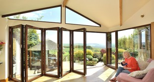 PURe doors - image courtesy of Dortech Architectural Systems Ltd 1