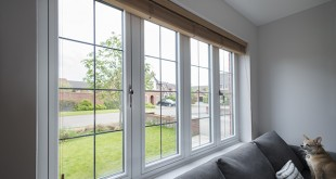 R7 is flush inside and out, designed to look perfect in traditional and modern homes