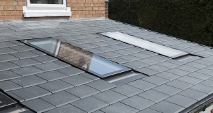 Celsius Solid Roof with WarmCore Fixed Roof Light