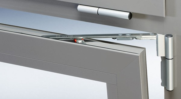 Tilt Turn Window Hardware : Aluminium tilt turn window fabrication made easy with