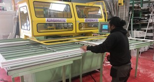 Trade Frame Manufacturers Ltd rates Kombimatec's customer service and products as top notch