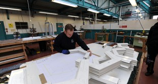Universal Arches Moves To ISO 9001-2015