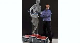 Go Glass Clive Sparkes - Glass Athlete