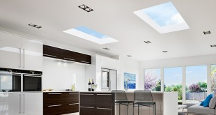 REAL Aluminium Flat Rooflight