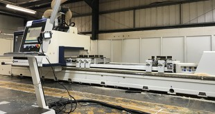 AB06 Allan Brothers has invested £200K in a new SCM 5 axis CNC router