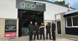 GAP Preston following its mini makeover