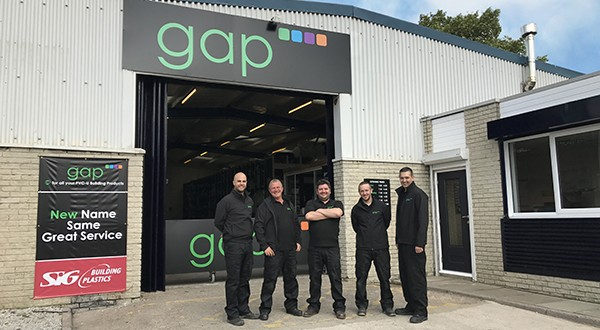 GAP Preston following its mini makeover