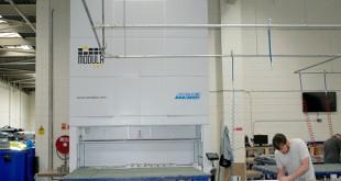 PR424 - Modula Lift and Storage system