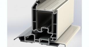 EP1721LT Eurocell PVC-U Low Threshold