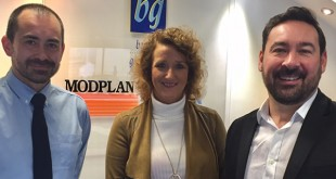 Modplan marketing team