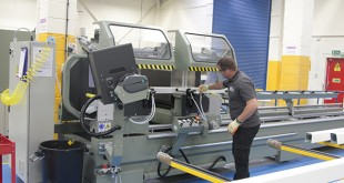PR181 Made for Trade now has 13 Emmegi saws and machining centres