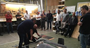 Frame Fast for Fitters Equinox Roof Training