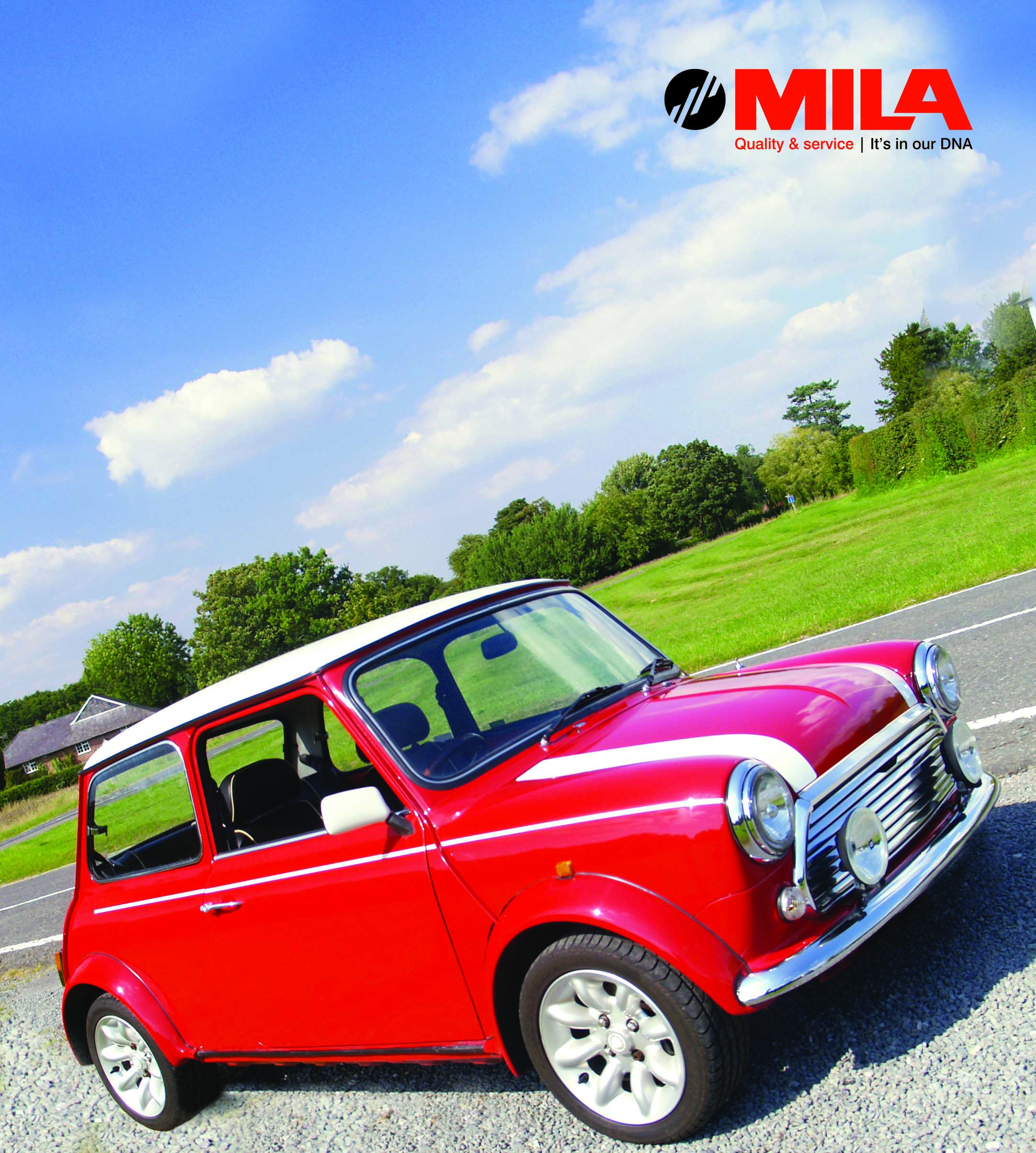 Mila shows its strength at the Fit Show