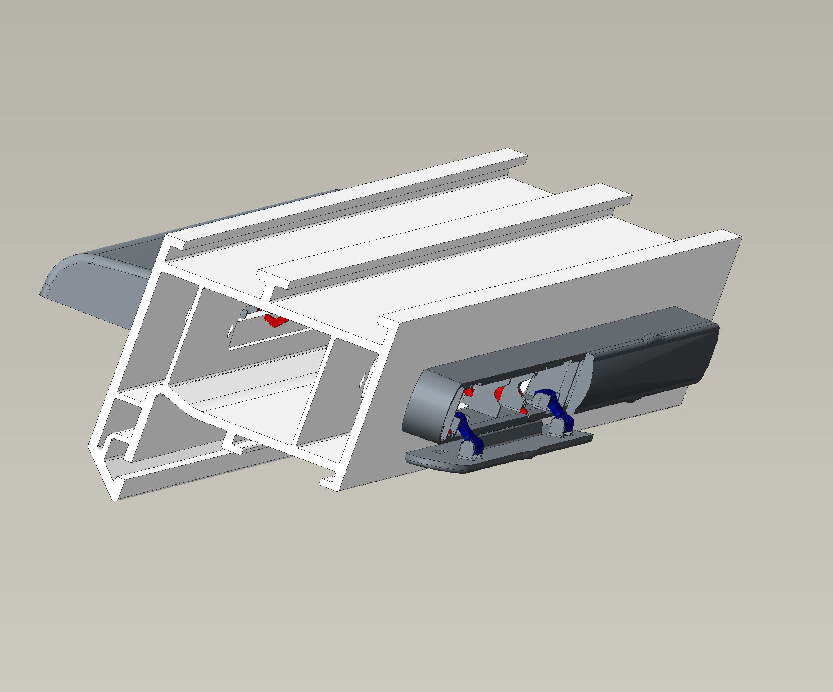 Glazpart launch innovative range of background trickle ventilators