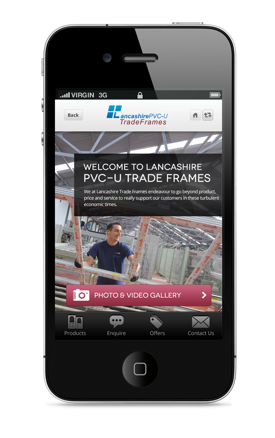 Spectus fabricator Lancashire Trade Frames makes a smart move