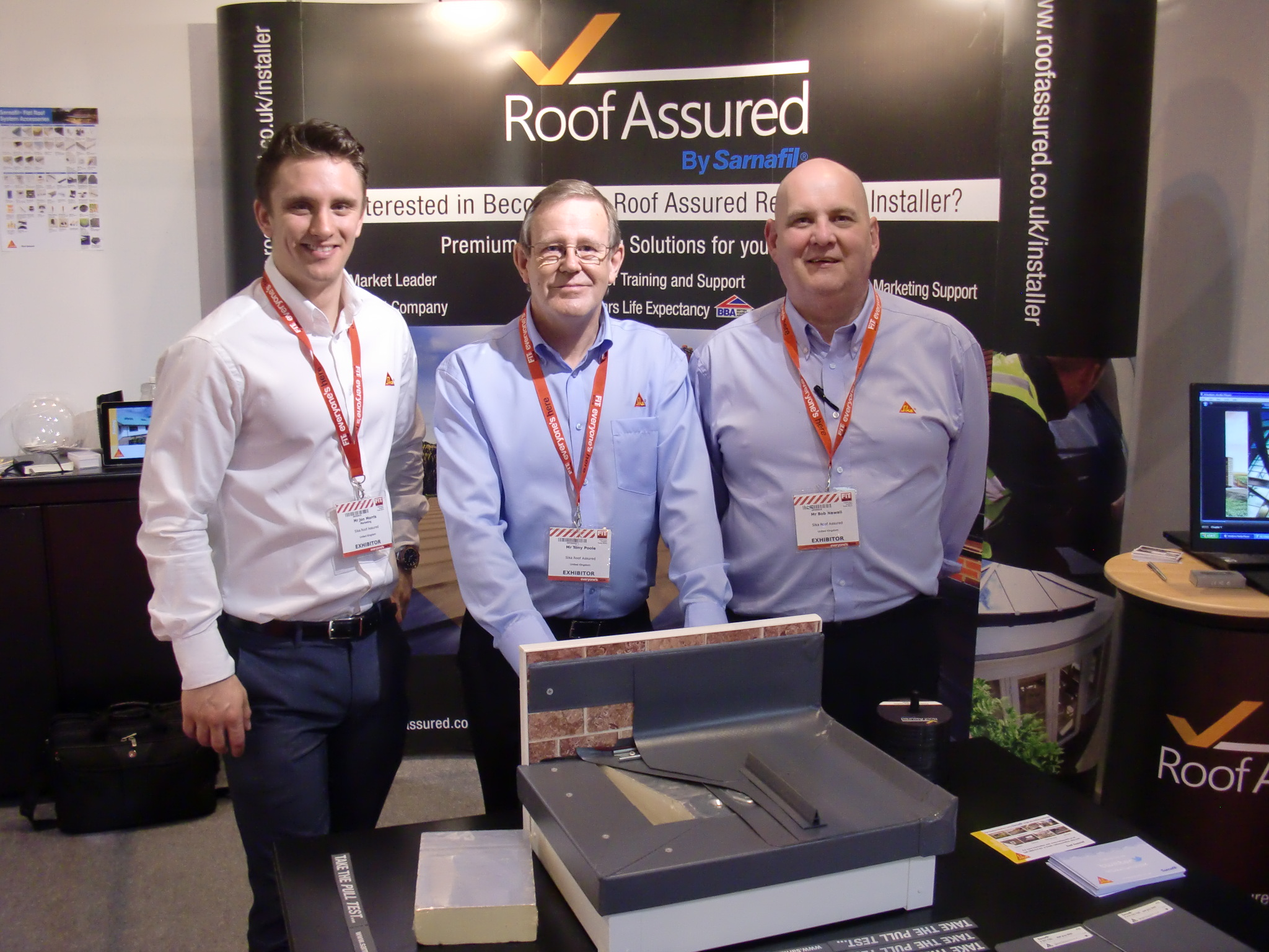 FiT Show 2013 – 'We thought it would be good.  It was'