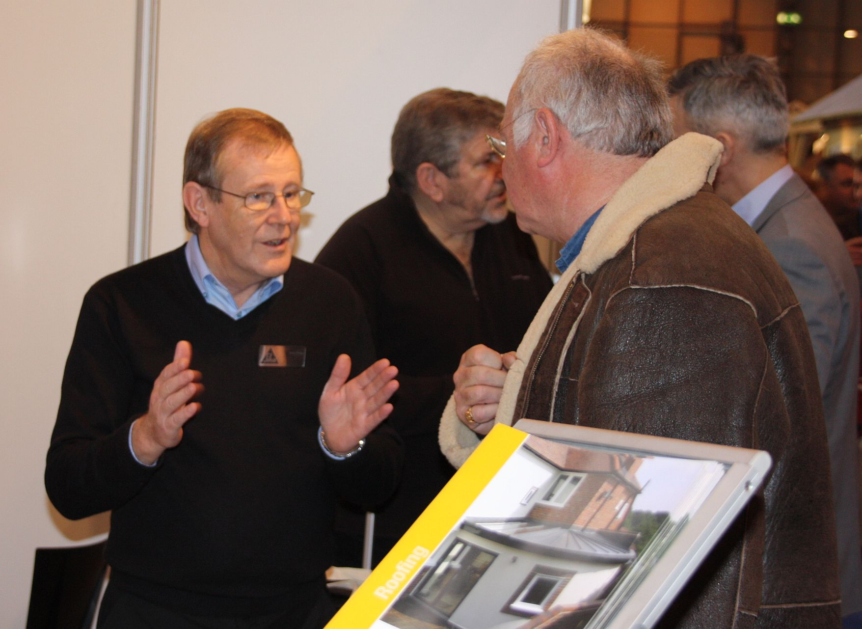 A Successful Homebuild Show for Roof Assured