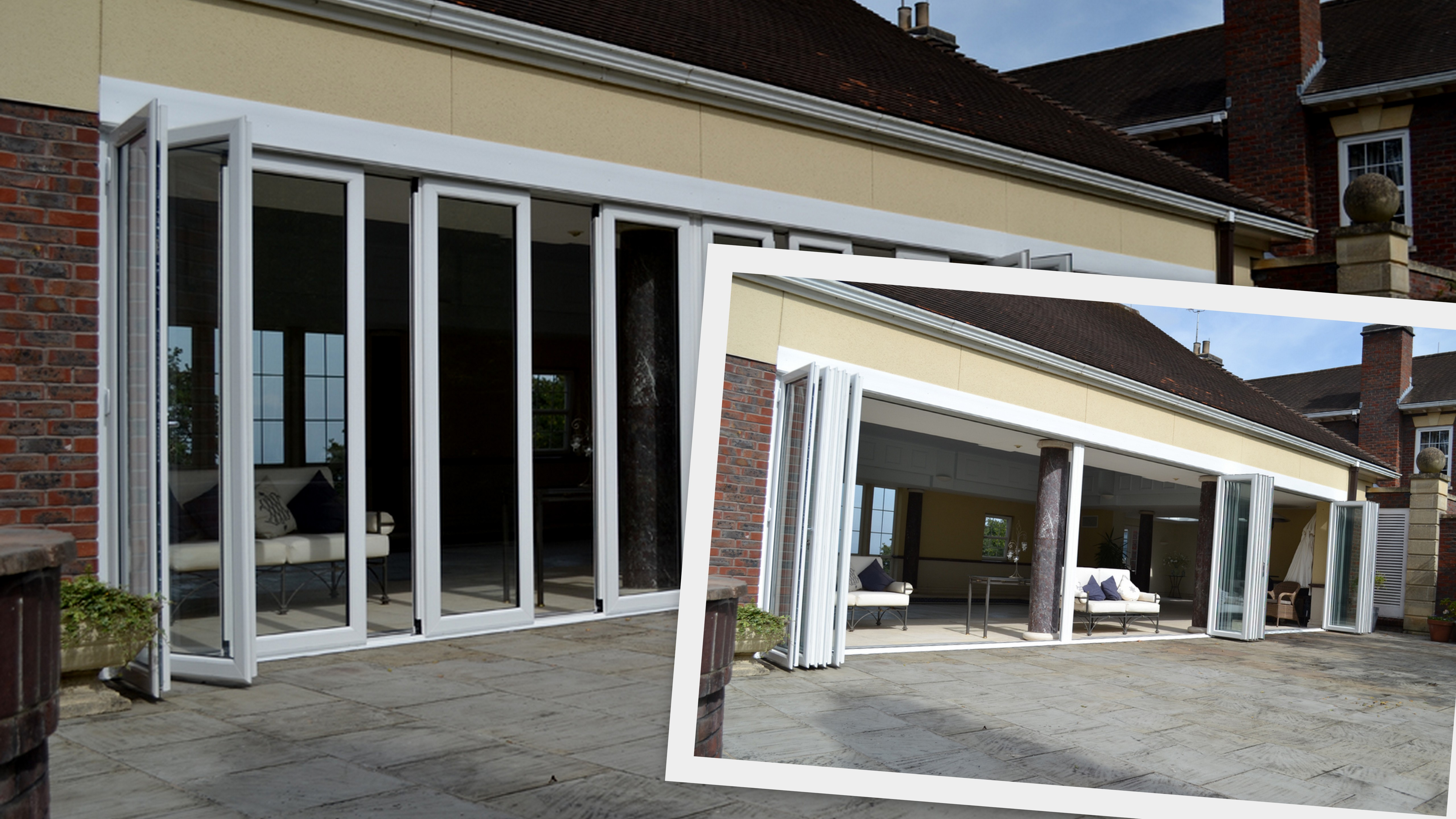 PIONEER\'S \'NEW WAVE\' SLIDE & SWING FOLDING DOOR SYSTEM OFFERS A ...